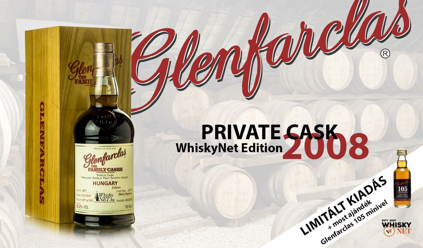 Glenfarclas Private Cask 2008