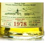 Glenfarclas Family Cask 1978 (0,7 l, 48,1%)
