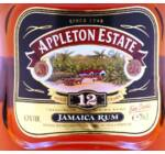 Rum Appleton Extra 12 éves (0,7 l, 43%)