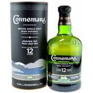 Connemara Irish Peated Malt 12 éves (0,7 l, 40%)