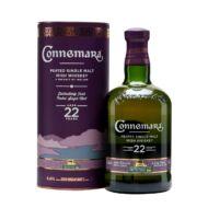 Connemara Irish Peated Malt 22 éves (0,7 l, 46%)