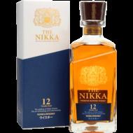 Nikka Blended 12 éves (0,7 l, 43%)