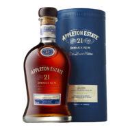 Rum Appleton 21 éves (0,7 l, 43%)