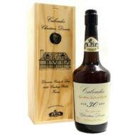 Calvados Christian Drouin 30 éves fadobozban (0,7 l, 40%)