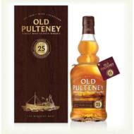 Old Pulteney 25 éves (0,7 l, 46%)
