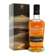 Tomatin Five Virtues Wood (0,7 l, 46%)