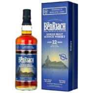 BenRiach 22 éves Moscatel Finish (0,7 l, 46%)