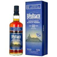 BenRiach 22 éves Moscatel Finish (0,7 l, 46%)