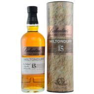 Ballantine's Miltonduff 15 éves (0,7 l, 40%)