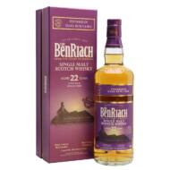 BenRiach 22 éves Dark Rum Finish (0,7 l, 46%)