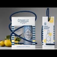 Gin Citadelle Ajándékcsomag 1 pohárral (0,7 l, 44%)