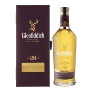 Glenfiddich 26 éves (0,7 l, 43%)