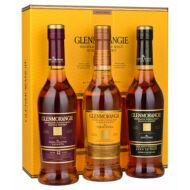 Glenmorangie Trio Gift Pack (3x0,35 l, 43%)
