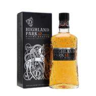 Highland Park 12 éves Viking Honour (0,7 l, 40%)
