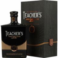 Teacher's 25 éves (0,7 l, 46%)
