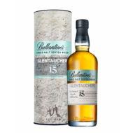 Ballantine's Glentauchers 15 éves (0,7 l, 40%)