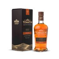 Tomatin 2009 10 éves Caribbean Rum Finish (0,7l, 46%)