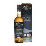 Arran Quarter Cask - The Bothy Batch 4. (0,7 l, 53,8%)