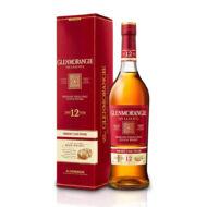 Glenmorangie Lasanta 12 éves (0,7 l, 43%)