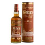 BenRiach 12 éves Sherry Matured (0,7 l, 46%)