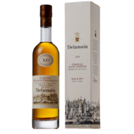 Cognac Delamain Pale and Dry XO (0,2 l, 40,0%)