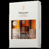Cognac Delamain Trio (3*0,2 l, 40%)