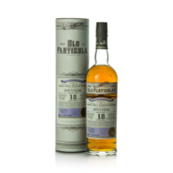 The Speyside 18 éves Old Particular (0,7 l, 48,4%)