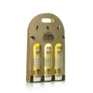 Calvados Christian Drouin Ajándék csomag (3X0,2 l, 40%)