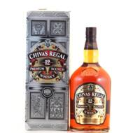 Chivas Regal 12 éves (4,5 l, 40%)