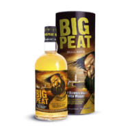 Big Peat díszdobozban (0,7 l, 46%)