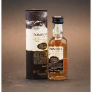 Tomintoul 12 éves Sherry Finish Mini (0,05 l, 40%)