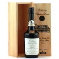 Calvados Christian Drouin 1994 fadobozban (0,7 l, 42%)