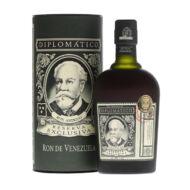 Rum Diplomatico Exclusiva Díszdobozban (0,7 l, 40%)