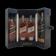Johnnie Walker Premium Collection Set (4*0,2 l, 4*40%)