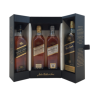 Johnnie Walker Premium Collection Set (4*0,2 l, 4*40%)
