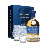 Kilchoman Machir Bay ajándékcsomag (0,7 l, 46%)