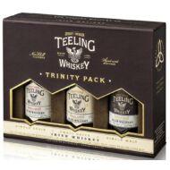 Teeling Trinity Mini Gift Pack (0,15 l, 46%)