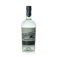 Gin Edinburgh Cannonball Navy Strength (0,7 l, 57,2%)