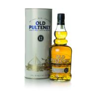 Old Pulteney 12 éves (0,7 l, 40%)