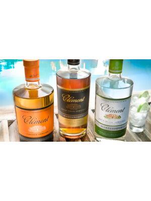 Rum Clement Bar Range (2,1 l, 40%)