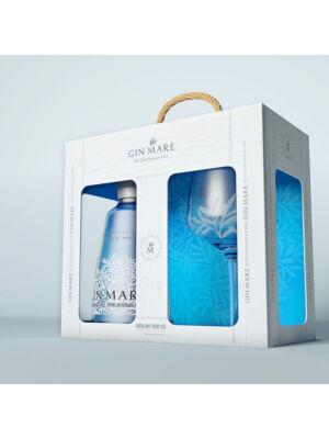 Gin Mare Glass Pack (0,7 l, 42,7%)