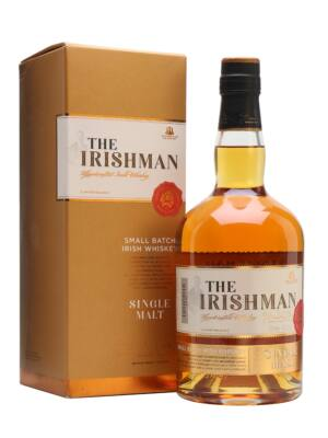 Irishman Single Malt Whiskey (0,7 l, 40%)