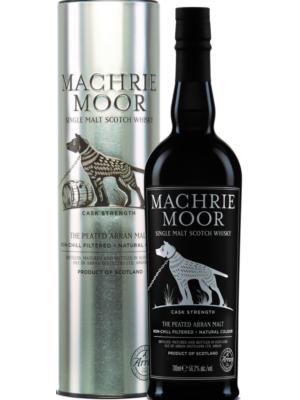 Arran Machrie Moor Cask Strength (0,7 l, 56,2%)