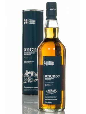 anCnoc 24 éves (0,7 l, 46%)