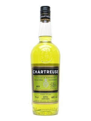 Chartreuse - Sárga (0,7 l, 40%)