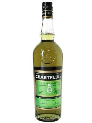 Chartreuse - Zöld (0,7 l, 55%)