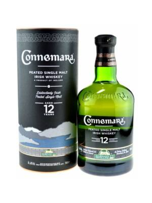 Connemara Irish Peated Malt 12 éves (0,7 l, 40%)