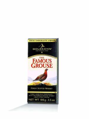 Csokoládé Famous Grouse
