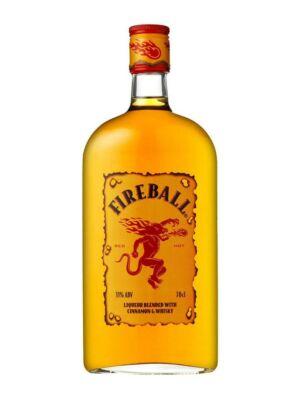Fireball Cinnamon (0,7 l, 33%)