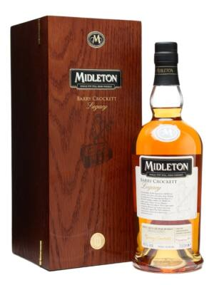 Midleton Barry Crocket Legacy (0,7 l, 46%)